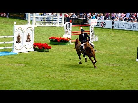 Falsterbo Horse Show och auktion i Osby – Gone Camping i Skåne