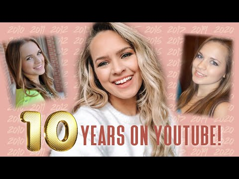 I Spent the Last 10 YEARS on YouTube… Here's What Happened – Kayley Melissa