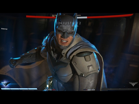 7 Minutes of Injustice 2 Closed Beta Gameplay (1080p 60fps)
