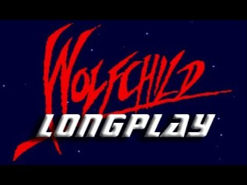Longplay #160 Wolfchild (Commodore Amiga)