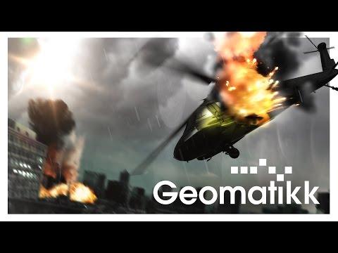 Geomatikk – Vad krävs för att förhindra en katastrof?
