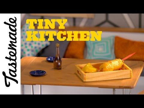Tiny Corn Dog | Tiny Kitchen