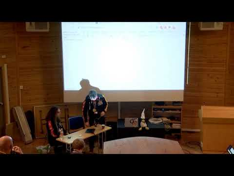 TG19: TG:Hack Task Walkthrough