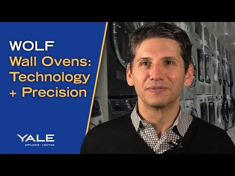 Wolf Wall Ovens [Yale Appliance + Lighting]