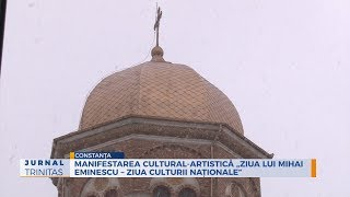 "Manifestarea cultural-artistica ""Ziua lui Mihai Eminescu – Ziua Culturii Nationale"""
