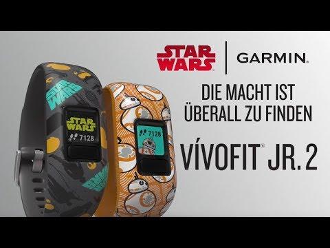 Garmin vívofit® jr. 2 - Star Wars