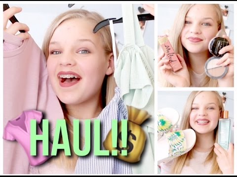 Clothing And Beauty Haul! Superdrug, Primark and more...~lush leah
