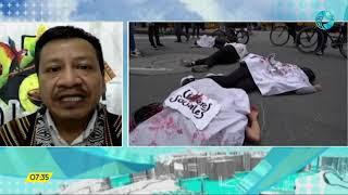 Entrevista con el colombiano Hernando Chindoy