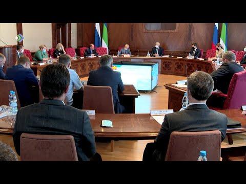 На заседании Правительства рассмотрели вопросы подготовки к следующему отопительному сезону