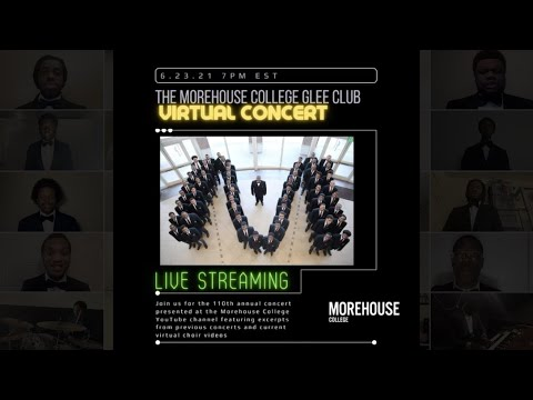 Morehouse College Glee Club 110th Annual Concert