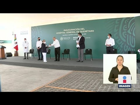 López Obrador llama a la unidad por el interés general en Querétaro | Noticias con Ciro Gómez Leyva