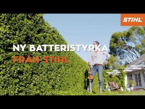 Batteridriven Häcksax HSA 56