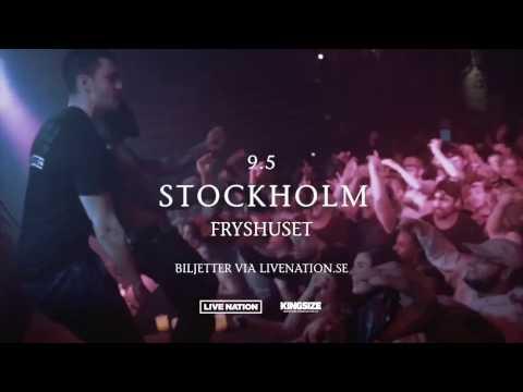 THEY. - 9 MAJ 2017 - FRYSHUSET, STOCKHOLM