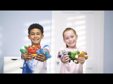 very.co.uk & Very Discount Code video: Heroes of Goo Jit Zu | Very Toy Team