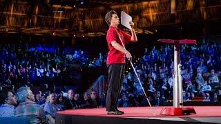 Daniel Kish: How I use sonar to navigate the world