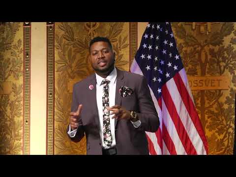 From Jail to Yale: Challenges and Adversities in One's Life | Herron Gaston | TEDxGeorgetown