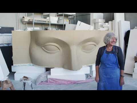 Skulpturen Vidsyn