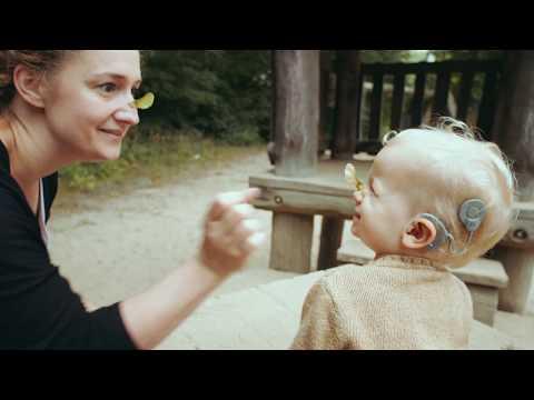 Cochlea-Implantate für Kinder - Theresa