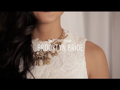 Get the Look: Brooklyn Bride