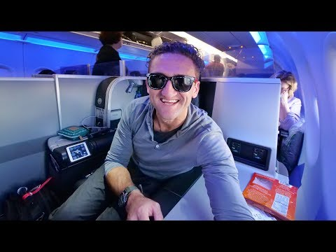 connectYoutube - JetBlue Mint FIRST CLASS REVIEW