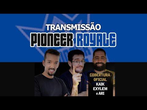 Pioneer Royale - Narração ao vivo - 18-08-2020