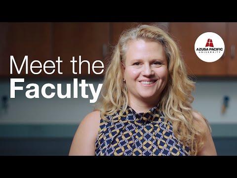 Meet the Faculty: Windy Petrie, Ph.D.