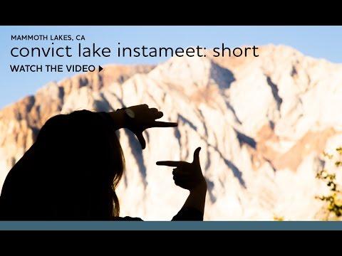 Convict Lake InstaMeet: Short