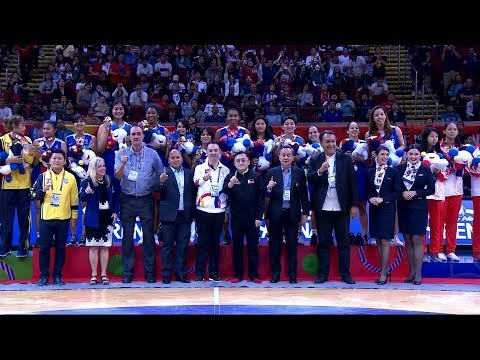 Women's Basketball Awarding | 2019 SEA Games