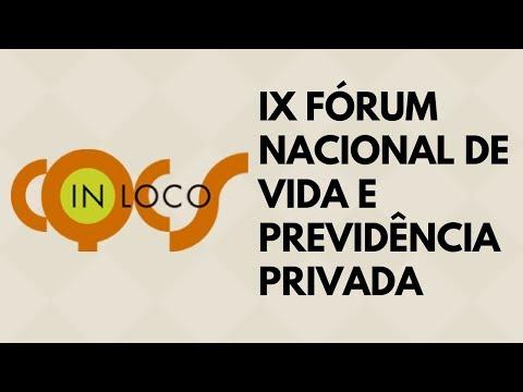 Imagem post: IX Fórum Nacional de Vida e Previdência Privada