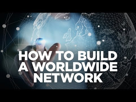 How to Build a WorldWide Network: Cardone Zone photo