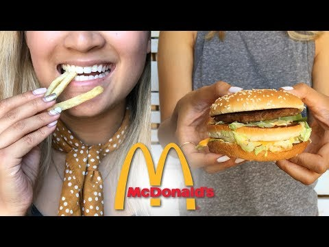 I Only Ate At McDonald's For A Week (Vertical Video)