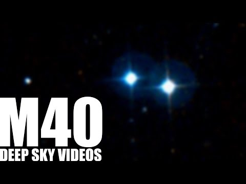 The Truth about M40 - Deep Sky Videos
