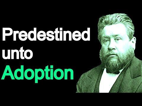 Adoption - Charles Spurgeon Sermon