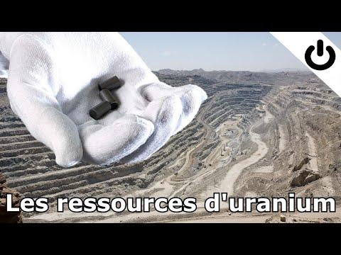 Les ressources d'uranium - Énergie#10
