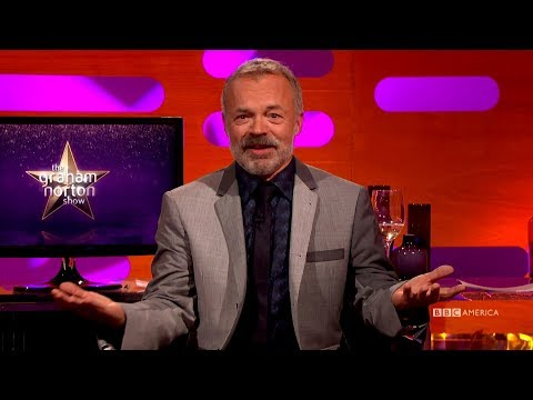 Graham is Back | The Graham Norton Show | Saturday, October 7 @ 10/9c on BBC America