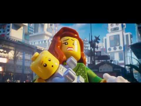 La LEGO Ninjago Película - Tráiler 1 'Cutdown' - Castellano HD