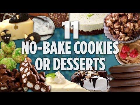 11 Easy No Bake Cookies & Desserts | Dessert Recipes | Allrecipes.com