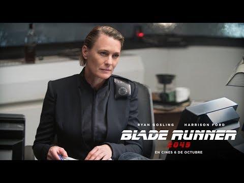 BLADE RUNNER 2049. Conoce a Joshi. En cines 6 de octubre.