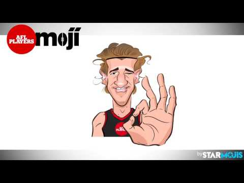 AFL Players' Mojis