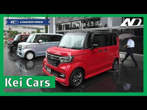 Kei Cars, los microscópicos autos japoneses - Aprende Dinámico con Cooper Tires