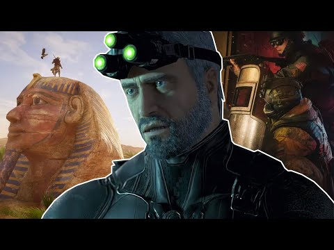 Are Ubisoft Still Capable Of Making The Splinter Cell Fans Want?