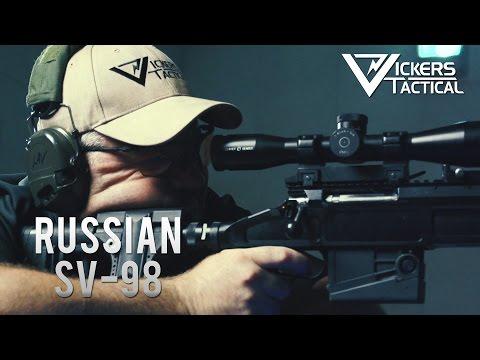 Russian SV-98