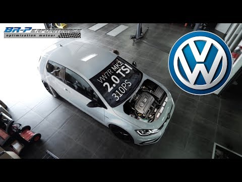 VW Golf 7 R Stage 2 By BR-Performance