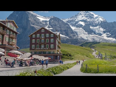Rick Steves' Europe Preview: Swiss Alps