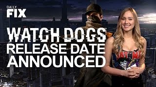 Playstation Boss Resigns & Watch Dogs Dated - IGN Daily Fix 03.06.14