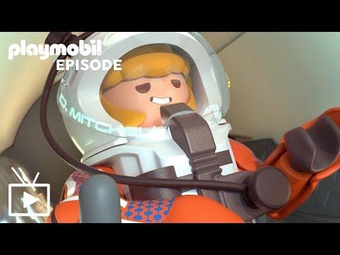 PLAYMOBIL | Weltraum und Roboter | Mars Mission 1 | Film