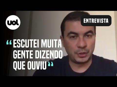 """Luis Miranda sobre suposta gravação de Bolsonaro: """"Escutei muita gente dizendo que ouviu"""""""