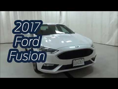 2017 Ford Fusion at Schmit Bros Ford in Saukville/Port Washington, WI!