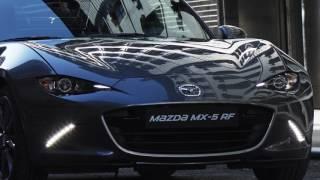 Mazda MX-5 RF – Cruise Control e limitatore di velocità