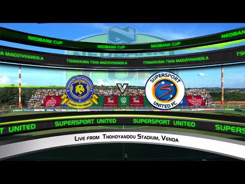 Nedbank Cup | Round of 32 | Tshakhuma Tsha Madzivhandila v SuperSport United | Highlights